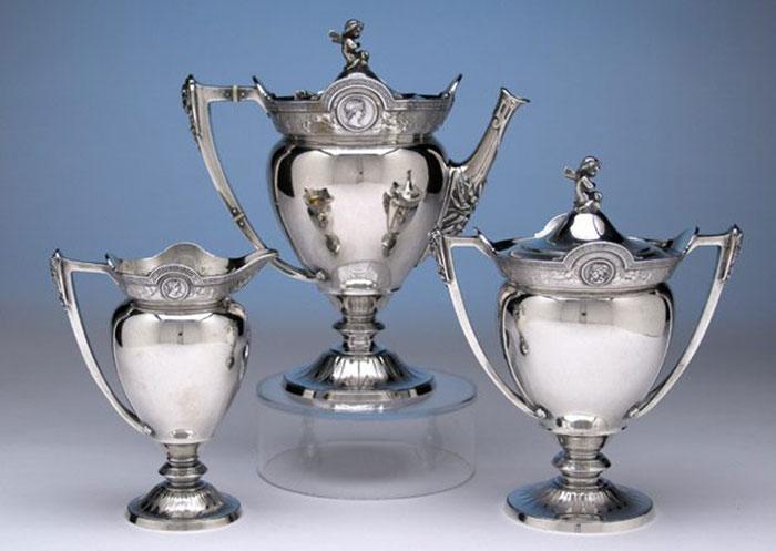 antique gorham silver