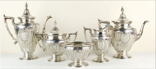 Antique Gorham Silver And Its Place In History