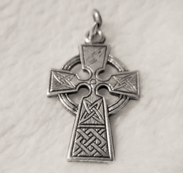 Antique Sterling Silver Crosses