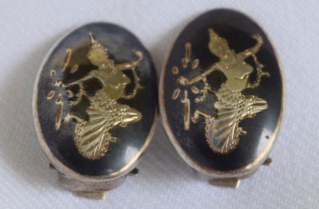 Antique Siam Silver