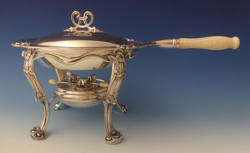 Museum Quality Antique Silver Items