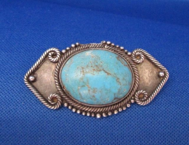 Antique Navajo Sterling Silver Jewelry