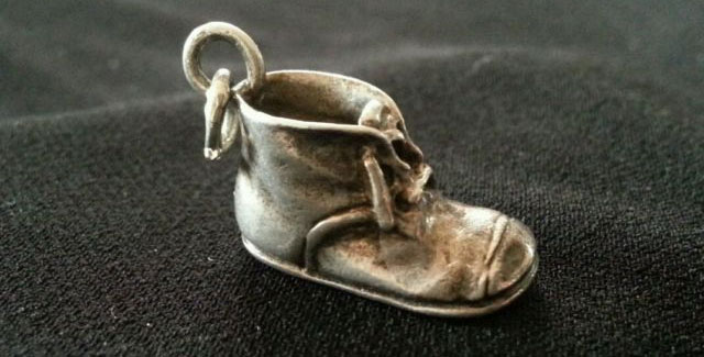Antique Sterling Silver Baby Gifts And Collectibles
