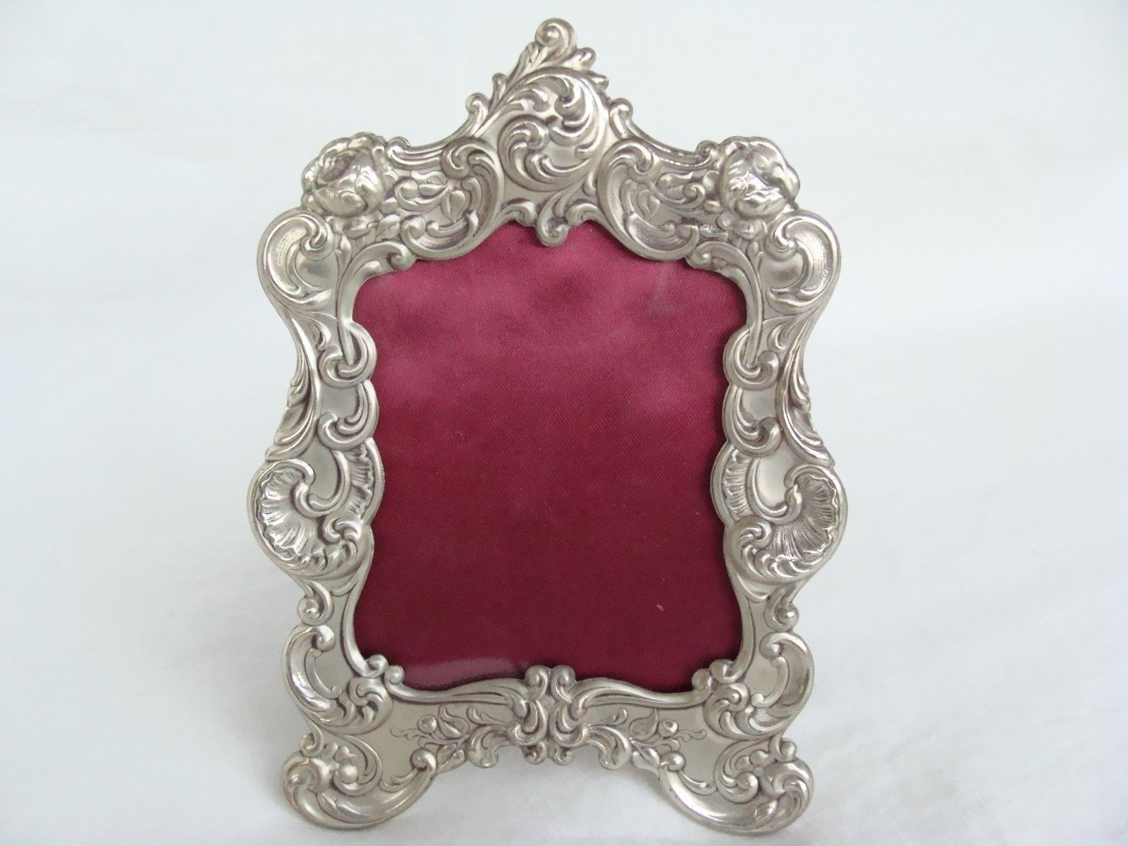 Antique Gorham Silver Picture Frame