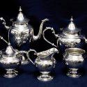 Gorham Antique Sterling Silver Puritan Pattern