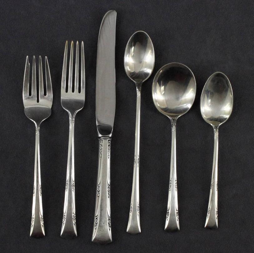 Greenbrier Gorham Sterling Silver Flatware