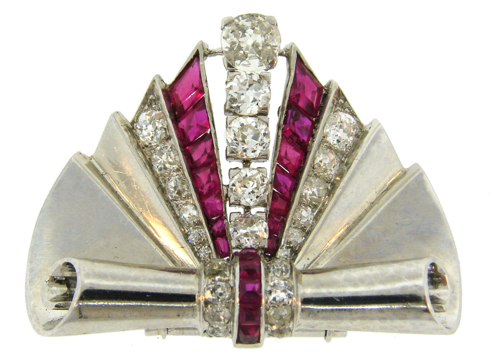 Antique Art Deco Sterling Silver Jewelry
