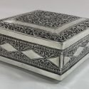 Antique Sterling Silver Boxes