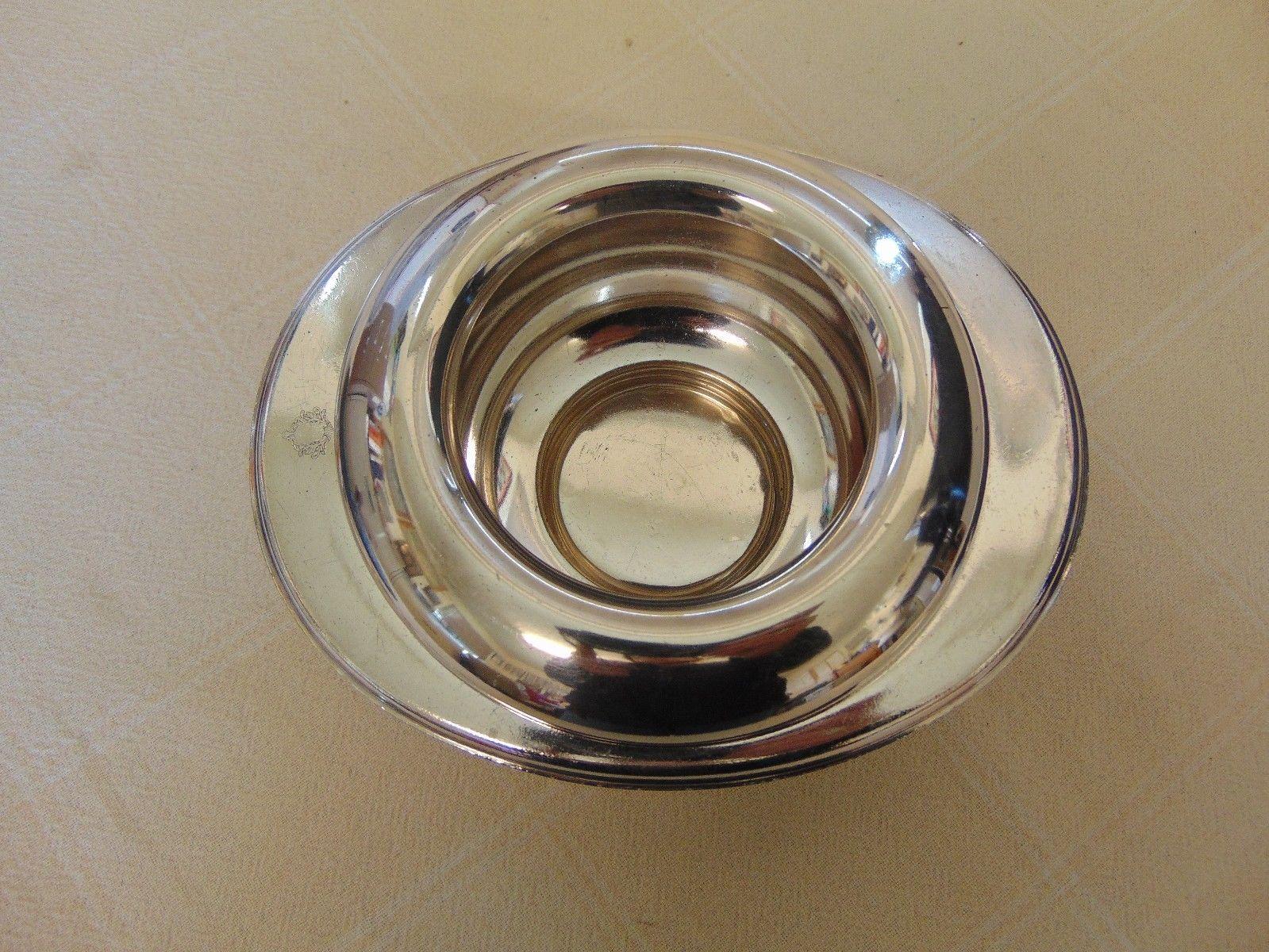 Vintage Italian Sambonet Silver