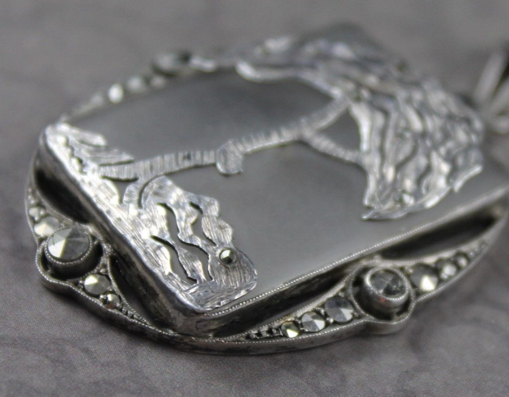 Vintage German Silver Jewelry Silver Chic Boutique